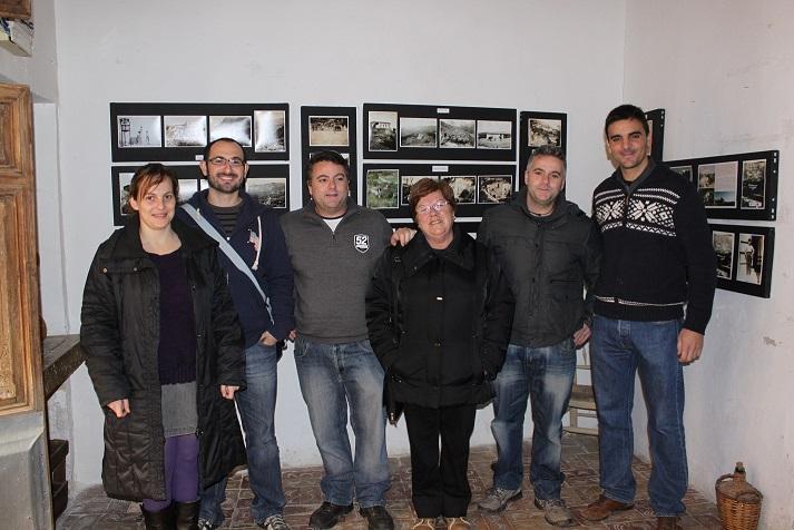 Amb alguns membres de la familia Espasa