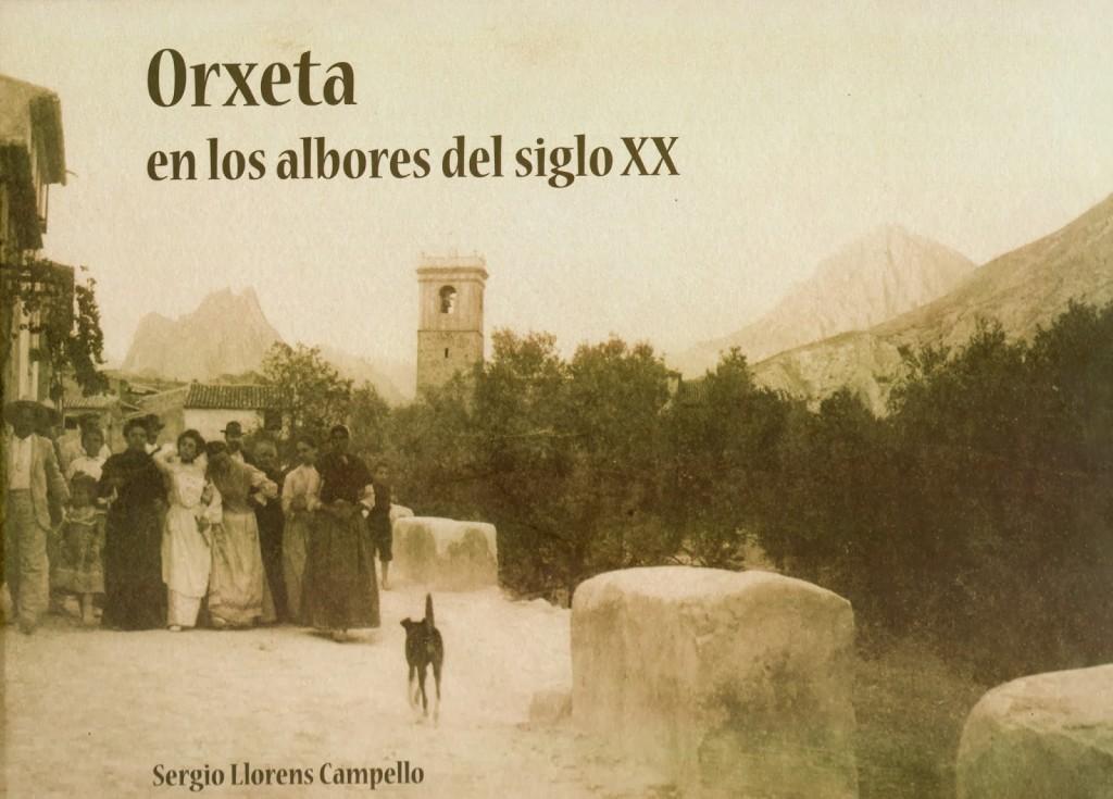 Portada del llibre de Sergio Llorens Campello