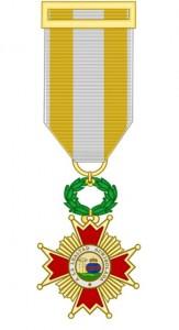 Cruz de la Orden de Isabel la Católica. Font: Wikipedia